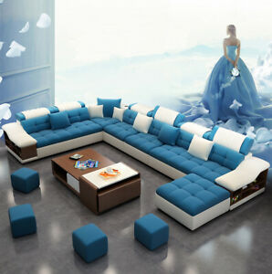 Details about Arab Modern Design Living Room Sofa Set