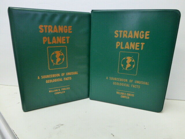 Strange Planet; A Sourcebook of Unusual Geologic Facts