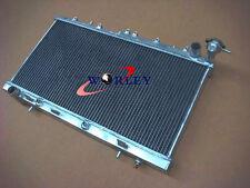 50MM for NISSAN N14 GTIR SR20DET RADIATOR Pulsar N15 Aluminum Radiator