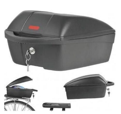 Polisport Top-Case Fahrradkoffer Packtasche Koffer Neu!
