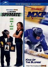 NEW DOUBLE FEATURE CHILDREN  DVD // Spymate + MXP: Most Extreme Primate //