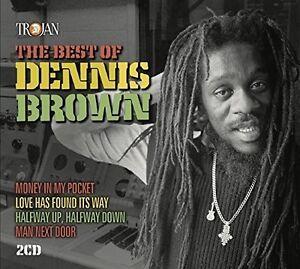 Dennis-Brown-Best-of-New-CD-UK-Import