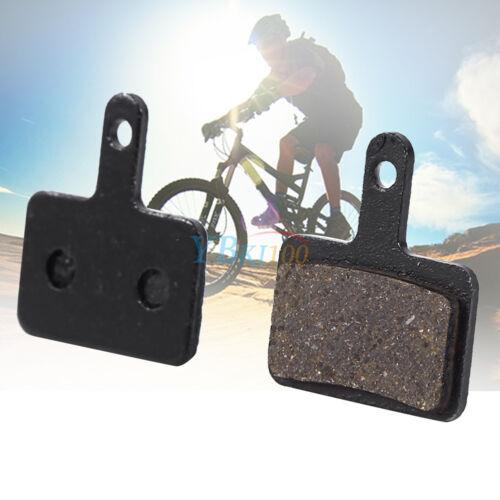 4 Pairs M446 Resin MTB Bike Bicycle Cycling Disc Brake Pads Fit for Tektro JS