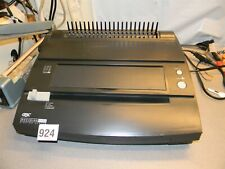 Gbc Docubind P300 Quartet Electric Hole Punch And Binding System W 1 Combs