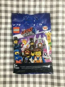 The Lego Movie Series Minifigures factory sealed unopened choose select chracter