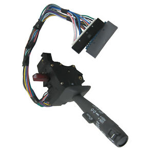 Arm-Turn-Signal-Lever-Switch-Windshield-Wiper-w-Cruise-Control-For-Chevy-GMC