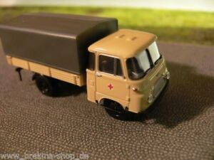 1/87 Brekina 30514 Robur LO 2500 DRK