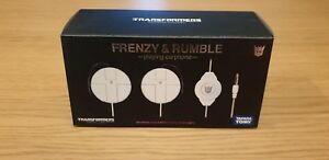 TRANSFORMERS-FRENZY-amp-RUMBLE-PLAYING-EARPHONE-TAKARA-TOMY-HEADPHONES-DECEPTICON