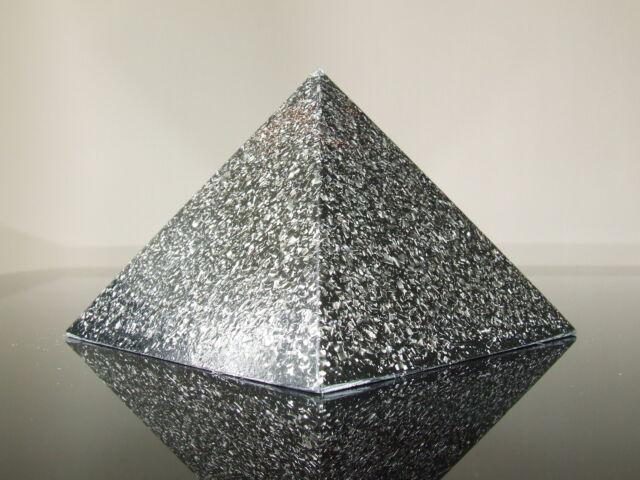 Orgone Psychic Attack Protect Entities Spirits Pyramid Ametrine Topaz Carnelian