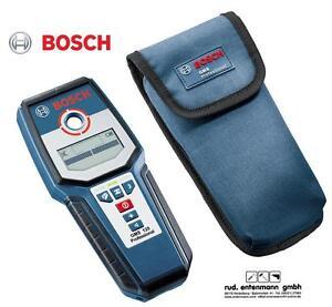 bosch multidetektor gms 120 professional 0601081000 ortungsger t ebay. Black Bedroom Furniture Sets. Home Design Ideas