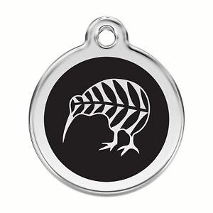 Kiwi-New-Zealand-Engraved-Dog-Cat-ID-identity-Tags-discs-by-Red-Dingo-1NZ
