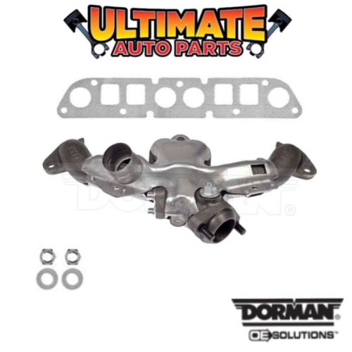 Jeep Comanche Exhaust Manifold w//Gasket /& Hardware for 2.5L 4cyl