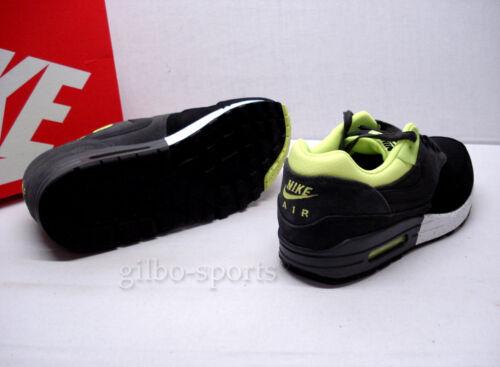 Nike Air Max 1 Pemium Antracite Black taille 40 512033 002 airmax 1 BVB