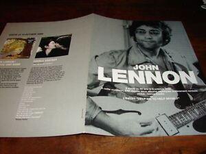 JOHN-LENNON-PLASTICO-ONO-FANTASY-RARO-FRENCH-PROMOCIoN-BIO