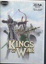 Kings of War Elves Hail of Arrows Detachment MINT Mantic
