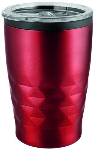 Gobelet Thermos to Go s/'adapte sous courantes Café Automate avec gravure couleurs div