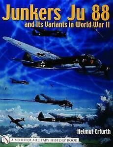 Junkers-Ju-88-and-Its-Variants-in-World-War-II-by-Erfurth-Helmut-Paperback-boo