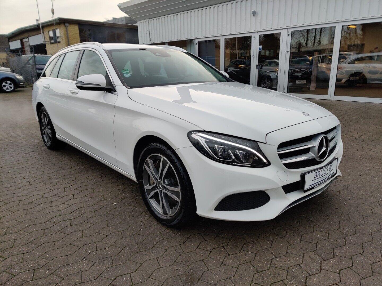 Mercedes C350 e 2,0 stc. aut. 5d - 334.900 kr.