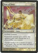 1x Foil - Vow of Duty - Magic the Gathering MTG Conspiracy