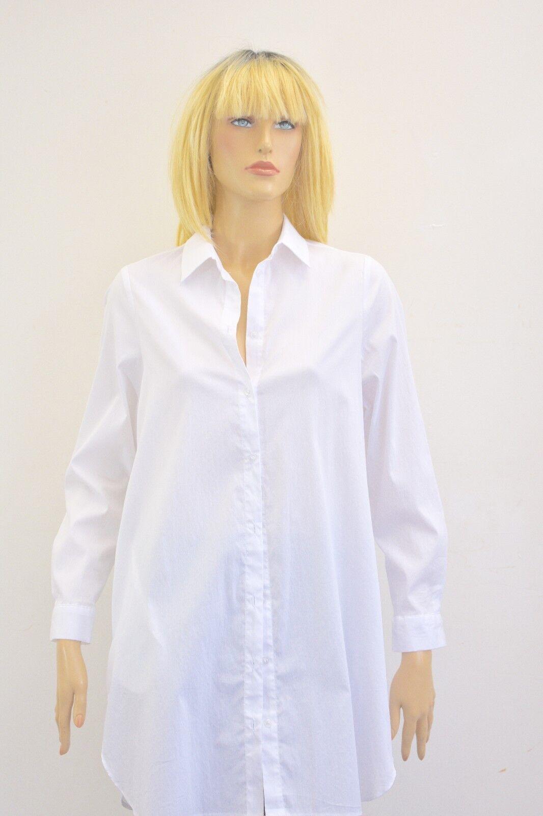NWT ASOS Cotton White Women's Dress Size10 ON Sale sy Shirt