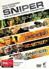 Sniper (DVD, 2015, 5-Disc Set)