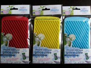 Cmp Moule Silicone glace pilee Kv7033