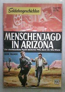 Soldatengeschichten-Band-105-Menschenjagd-in-Arizona-in-Schutzhuelle