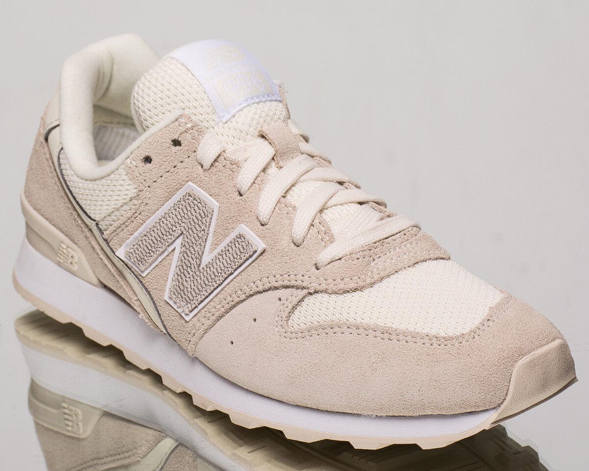 New Balance Wmns 996 NB Donna lifestyle shoes NEW angora white WR996-LCB