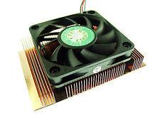 Evercool  Socket A Socket 370 P3 1U Low Profile CPU Cooler CU3A-610CA