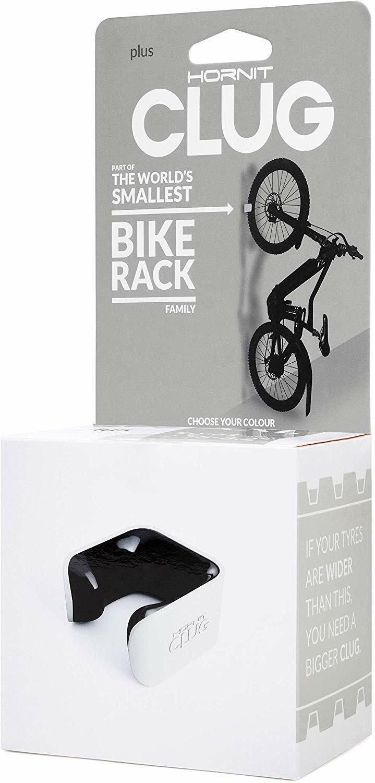 """New in Box White//Blue 1.75/"""" 42-62 mm CLUG mtb Bike Rack 2.5/"""""""