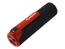 Mini 3400mAh Power Bank Batterie Externe Chargeur pour téléphone portable,PSP,