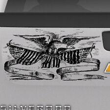 Liberty American Eagle Graphic Tailgate Hood Window Decal Vehicle Truck Vinyl