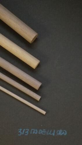 Tondino Noce diametro mm 3 x 1000 accessori modellismo