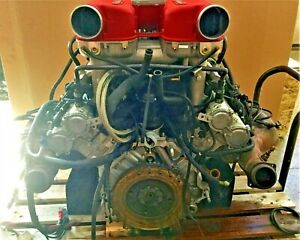 Ferrari 360 Modena Spider Motor Komplett 22 500 K Ebay
