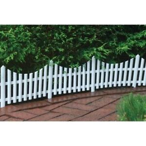 Emsco 36 Picket Fence Interlocking 24 Quot X 13 Quot Sections