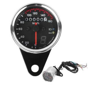 12V-Motorcycle-Speedometer-Gauge-Instrument-with-LED-Indicator-Digital-Display