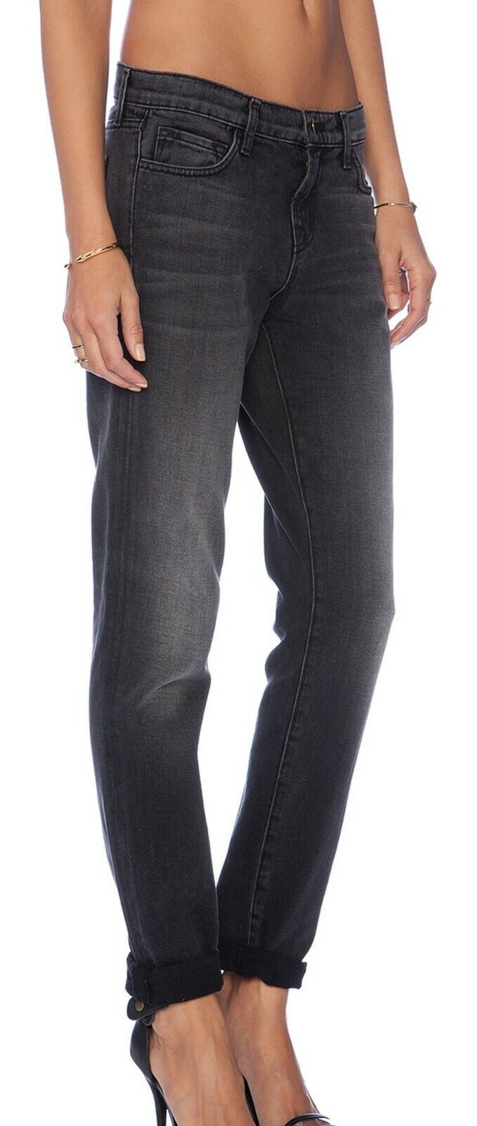 New with Tag -  220 J BRAND Jake Slim Boyfriend Jeans in Serene Size 22