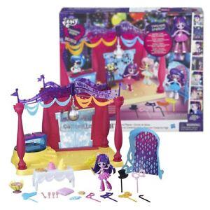 Nouveau-My-Little-Pony-Equestre-Filles-Canterlot-Haut-Danse-Set-de-Jeux-Mlp