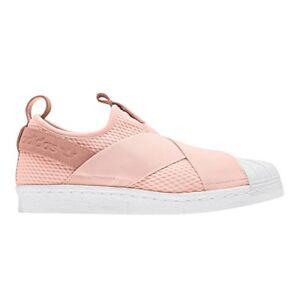 newest 3a092 25543 Details about Adidas Superstar Sst Slip on Pink Aq0919 Pink Mod. Aq0919