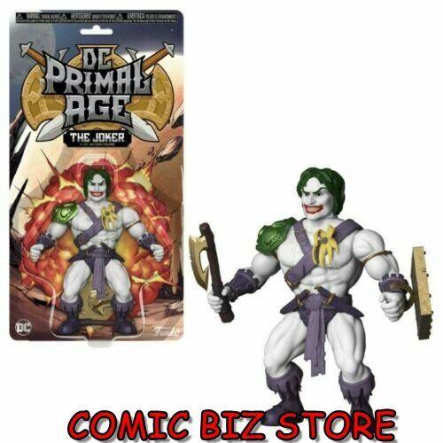 *** Mega vendita ** DC PRIMAL età Joker Figura Azione Giocattolo