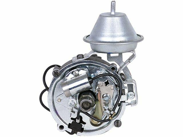 For 1967-1969 Pontiac Firebird Ignition Distributor ...