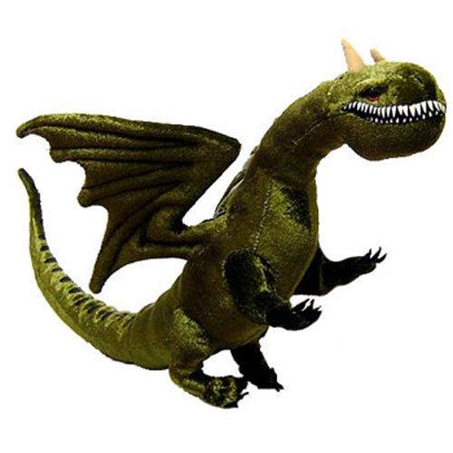 Harry Potter Welsh  verde Dragone Plush 30cm By Neca