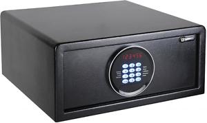 Elektronischer-Hotel-Tresor-Display-beleuchtet-automatisches-oeffnen-Geld-Sicher