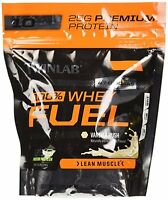 Twinlab 100% Whey Fuel Protein Vanilla Rush 13.4 Oz. Lean Muscle Exp. 04-2018