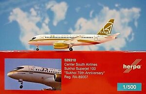 Herpa-Wings1-500-Sukhoi-Superjet100-Centro-Southairlines-529310