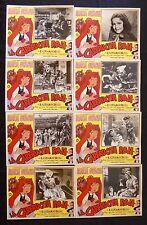 LA CAPERUCITA ROJA LITTLE RED RIDING HOOD MARIA GRACIA LOBBY CARD PHOTO SET 1959