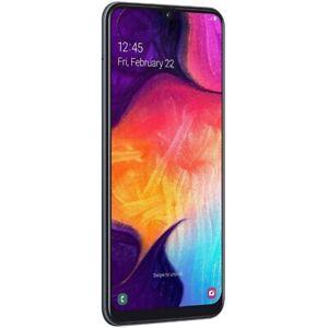 Samsung-A505-Galaxy-A50-128GB-4GB-schwarz-Android-Smartphone-Handy-LTE-4G
