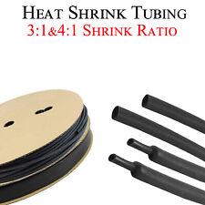 Heat Shrink Tubing Cable Wrap Shrinkable Sleeves Glue Lined Waterproof 31amp41