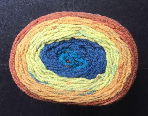 Dk//Doble Hilo Tejer Pastel-Aprox 225g Multi Color