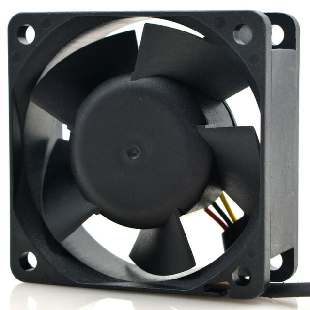 FOR SUNON 6025 6CM PMD1206PTB2-A 12V 3.1W 3-wire double ball cooling fan